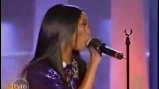 Тайра Бэнкс, Выступление Бранди на шоу Тайры