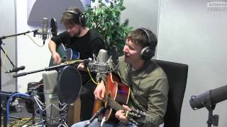 James Blunt unplugged mit Bonfire Heart