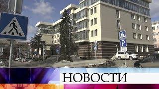 Сразу три взрыва прогремели рядом с резиденцией главы ДНР и штабом миссии ОБСЕ.