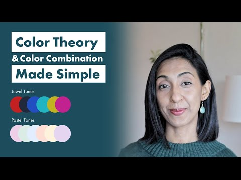 Super Practical Guide to Color Theory, Color Models and Perfect Color Palettes | UI Design