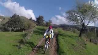 preview picture of video 'PATERRITI-MACELLARI_MOUNTAIN BIKE_REGGIO CAL.'