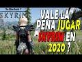 vale La Pena Jugar Skyrim En 2020