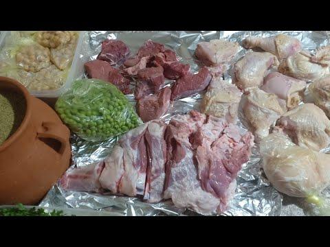 أرواح تشوفوا كيفاش نحضر  اللحم لشهر رمضان الكريم وتاكلوا اللحم طيلة الشهر بأقل التكاليف