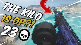 Is The Kilo Better Than The M4 & Grau?! 23 Kill COD Warzone Win!