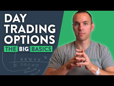 The BIG Basics of Day Trading Options [Online Guide]
