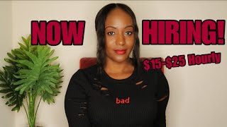 5 Companies With Work From Home Jobs Paying $15-$25 Hourly