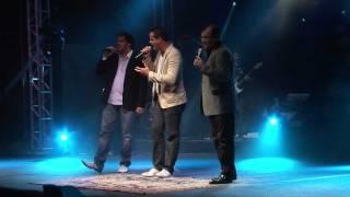 Dilson Castro, Marcio Sampaio E Ivonil Machado   Se Eu Chorar      DVD Dilson Castro Ao VIVO