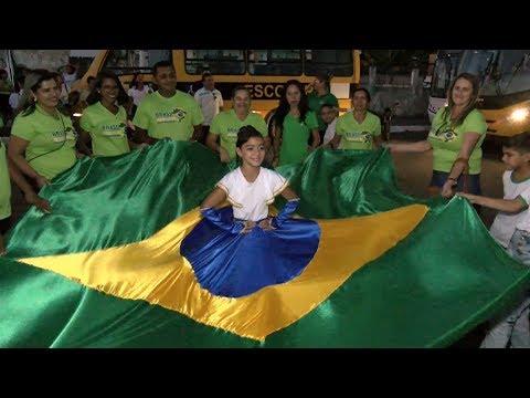 Programa Fátima Mello  -   07 de setembro 2019 - Monte Alegre