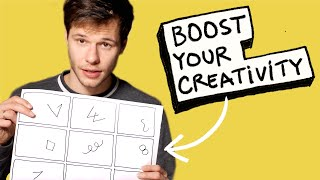 Creative Thinking Exercises - try it if you're a creative!