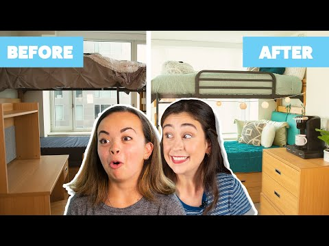 I Gave A Dream Dorm Makeover To A Deserving College Student