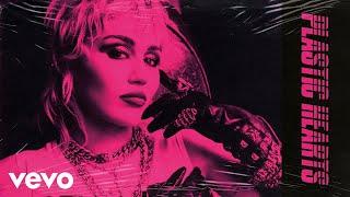 Miley Cyrus - Bad Karma (Audio) ft. Joan Jett - YouTube