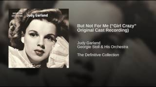 "But Not For Me (""Girl Crazy"" Original Cast Recording)"