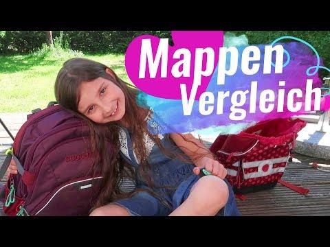 Marahs Schultaschen Vergleiche / Empfehlung / 25.5.17