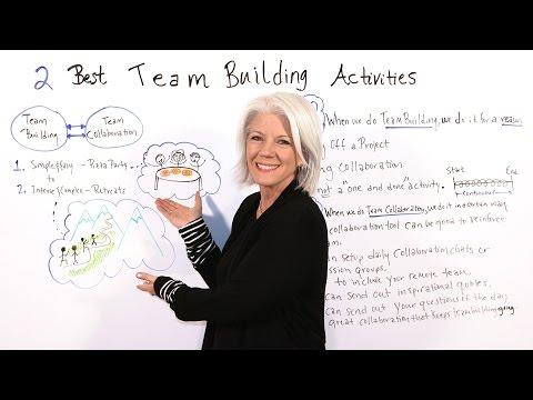 2 Best Team Building Activities - Project Management Training ...