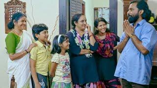Uppum Mulakum│ ഓട്ടോ ചന്ദ്രനെ കൊണ്ട് വീട്ടുജോലി ചെയ്യിപ്പിക്കുന്നു | Flowers│EP# 468