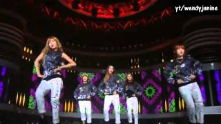 4minute - Whatever  ★ 3 in 1 Live Compilation ★