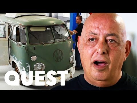 Download Bernie Is Furious With Mario For Buying An Awful VW Bus | Classic Car Rescue HD Mp4 3GP Video and MP3