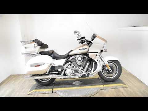 2012 Kawasaki Vulcan® 1700 Voyager® in Wauconda, Illinois - Video 1