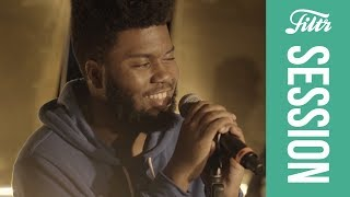 Khalid   Young Dumb & Broke (Filtr Acoustic Session Germany)