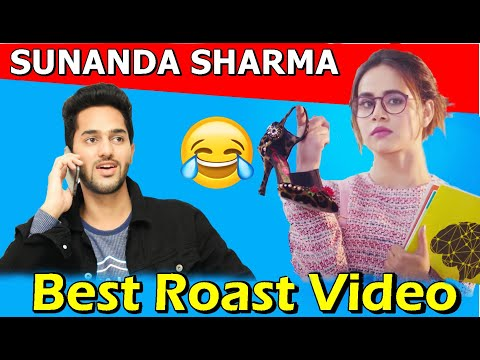 SUNANDA SHARMA | Latest Punjabi songs Roast Video | Prince Dhimann