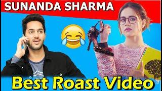 SUNANDA SHARMA | Latest Punjabi Songs Roast Video | Prince Dhimann