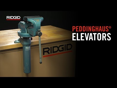 RIDGID / Peddinghaus® Mechanical Elevators
