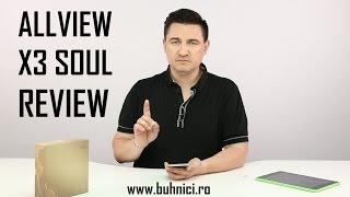 Allview X3 Soul - Gold, nu Rose Gold (www.buhnici.ro)