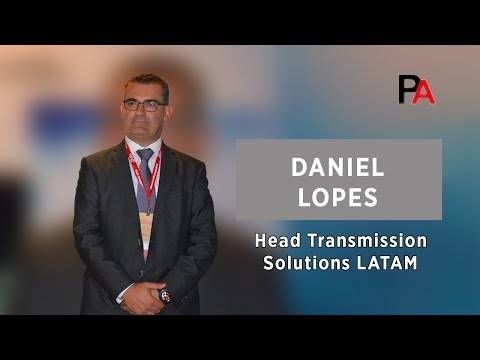 Sun World 2019 | Entrevista a Daniel Lopes - Head Transmission Solutions LATAM: Siemens