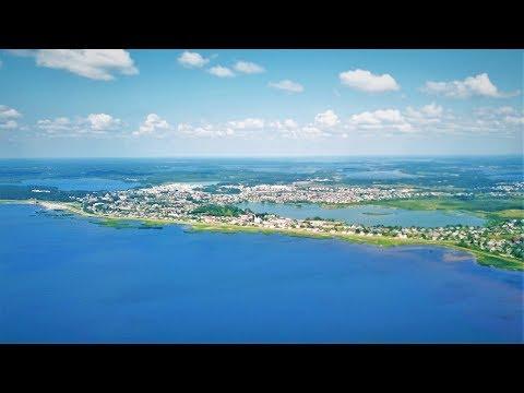 Браслав - Озера и другие достопримечательности