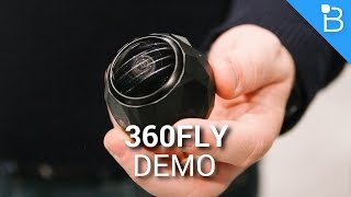 360fly Demo - The Coolest Way to Record Sports Video