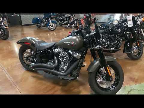 2018 Harley-Davidson Softail Slim® 107 in Mauston, Wisconsin - Video 1