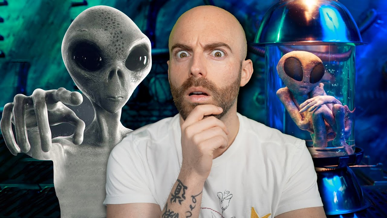 5 SHOCKING Pentagon UFO Revelations! thumbnail