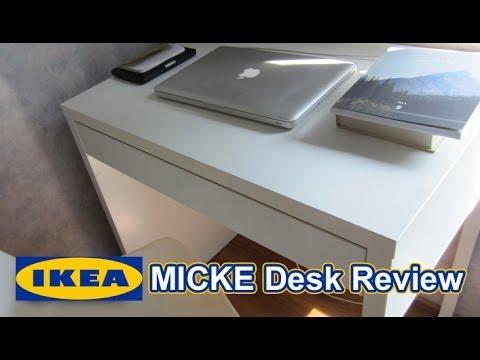 IKEA Micke Desk Review