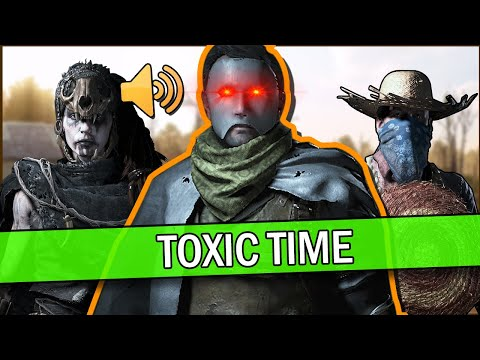 Being TOXIC in Hunt Showdown