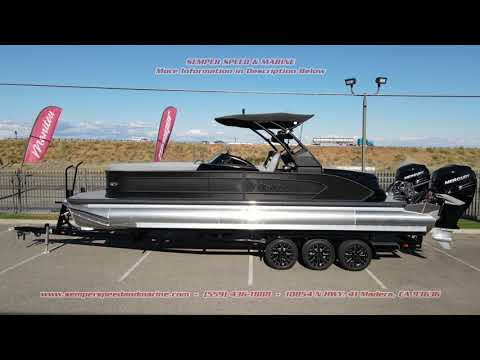 2021 Manitou 27 LX RFXW Dual Engine in Madera, California - Video 1