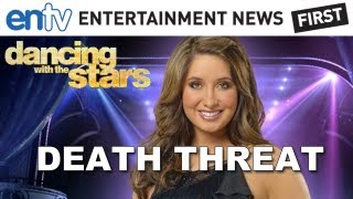 Bristol Palin Gets A Death Threat On Dancing With The Stars! ENTV