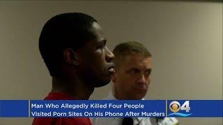 Mass Murder Suspect Viewed Porn After Random Tampa Killings