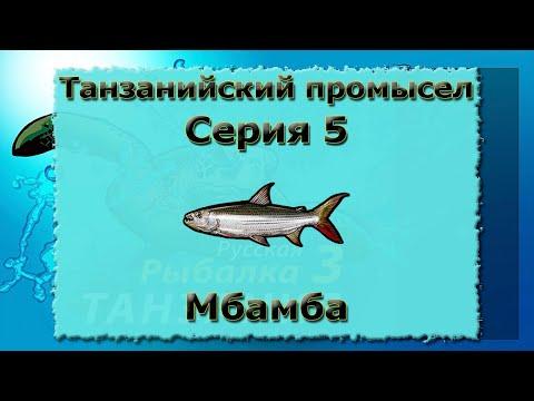 Русская Рыбалка 3.99 (Russian Fishing) Танзанийский промысел 5 - Мбамба