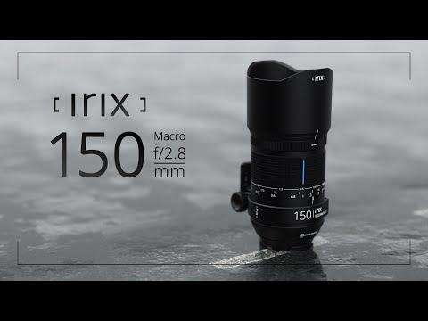 Irix 150mm f/2.8 Macro 1:1 - key features