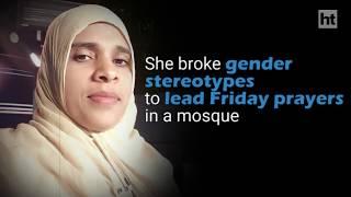 Kerala woman imam gets threats for leading Friday prayers