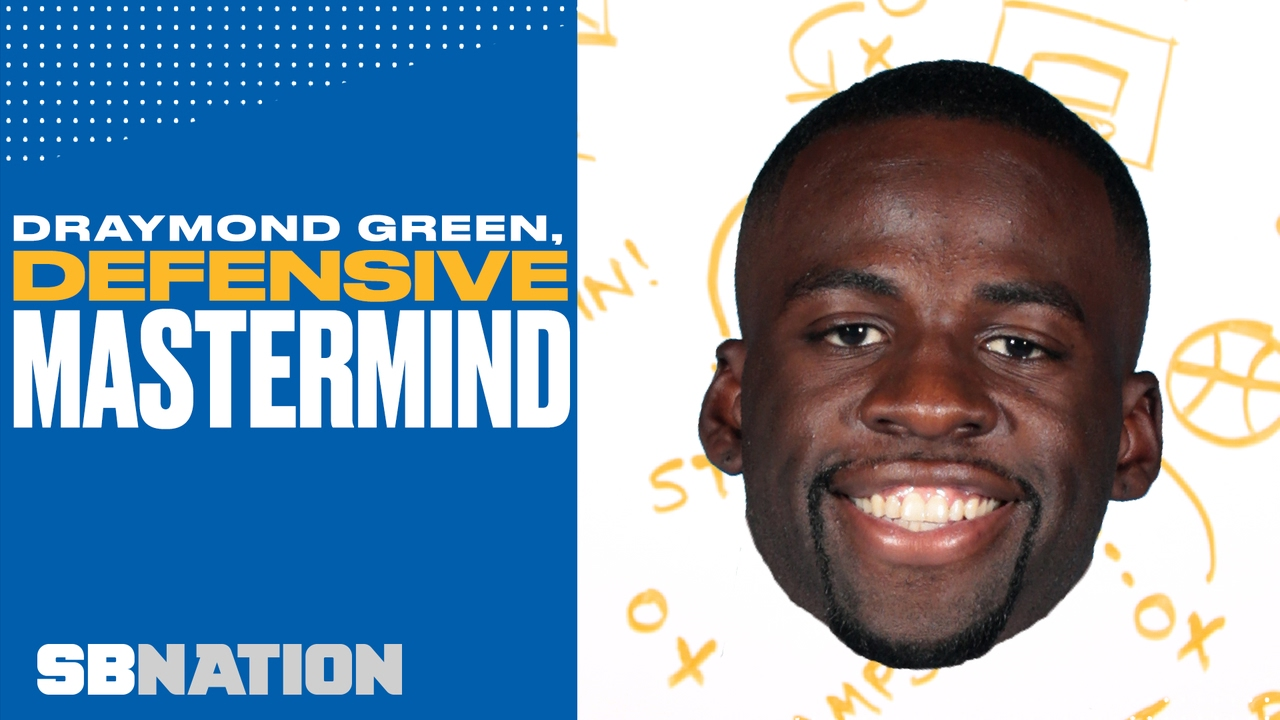 Draymond Green is the NBA's ultimate defensive mastermind. Here's why. thumbnail