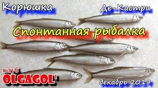 Рыбалка в де - кастри