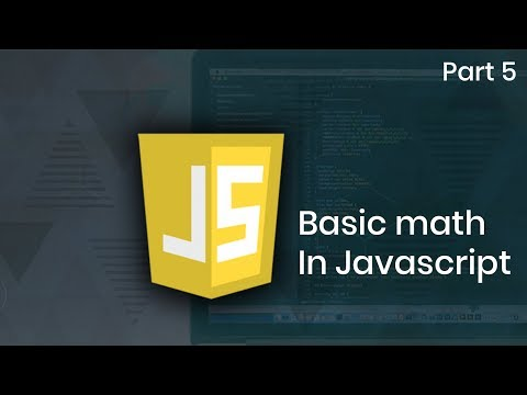Learn Basic Math in JavaScript | Part 5 | Eduonix
