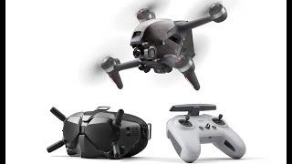 [4k] DJI FPV drone - Park Road park, Charlotte - first flight (Sept 5 2021)