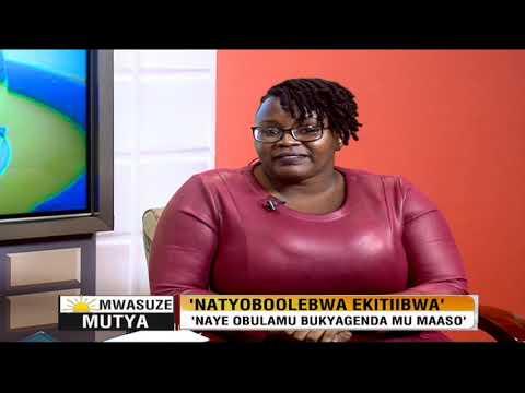 Mwasuzemutya: Natyoloolebwa ekitiibwa; Naye obulamu bukyagenda mu maaso