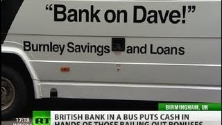 Banking with a human face: 'Bank on Dave' for people in UK
