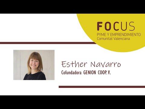 Entrevista Esther Navarro en Focus Pyme y Emprendimiento L´Alacantí 2019