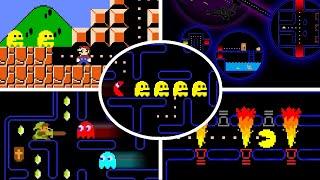 Level UP: Best Pac-Man videos (Volume 1)