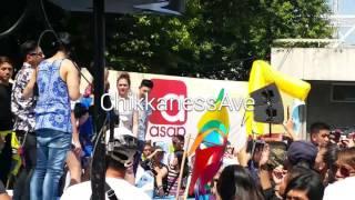 Daniel Padilla, binuhat si Kathryn Bernardo