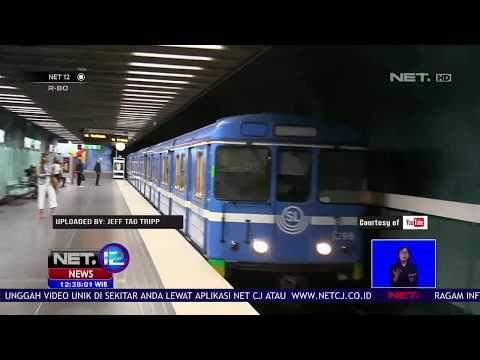 Berbagai MRT Unik di Mancanegara NET12